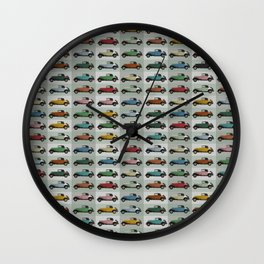 Vivastella pattern Wall Clock