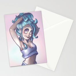 Up Do Stationery Cards