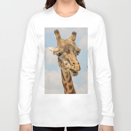 Giraffe Joe Long Sleeve T-shirt