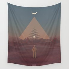 Lost Astronaut Series #01 - Enter the Void Wall Tapestry