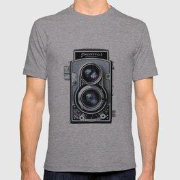 Flexaret Vinatge Camera T-shirt