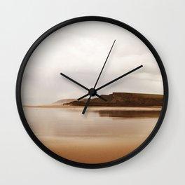 Sea 6 Wall Clock