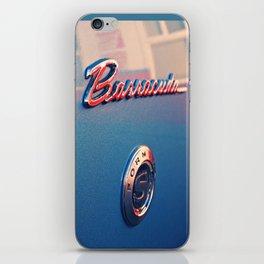 Barracuda Americana iPhone Skin