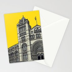 The Natural History Museum, London Stationery Cards