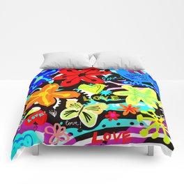 Love in Colors! Comforters