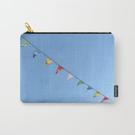 Colorful and minimal party Carry-All Pouch