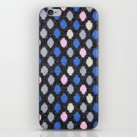 polka dots iPhone & iPod Skins featuring Polka Dots  by MyLove4Art