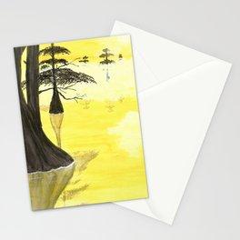 Cypress Sunrise Stationery Cards
