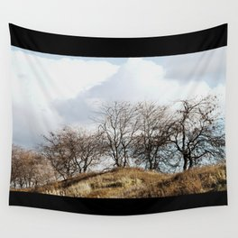 Mill Street Exit | 401 Series | Landscape | Vintage | Nadia Bonello Wall Tapestry