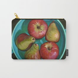 Apple Bowl Carry-All Pouch