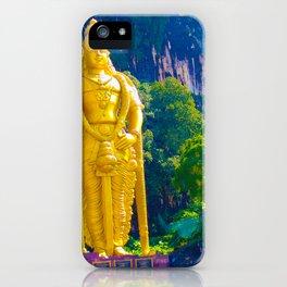 BATU CAVES TEMPLE iPhone Case