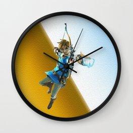The legend of Zelda(Archer) Wall Clock