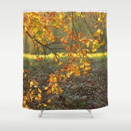 beautiful autumn ! Shower Curtain