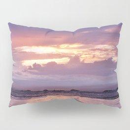 Misty Sunset Pillow Sham
