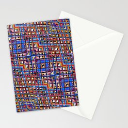Scarab - Mandala Premium Series 006 Stationery Cards