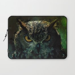 Owl - Owlish Tendencies Laptop Sleeve