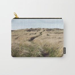 Oregon Dune Grass Adventure - Nature Photography Carry-All Pouch