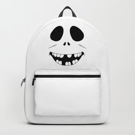 Smiling Zombie Face Backpack