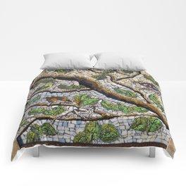 Warbler Meeting Comforters