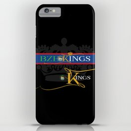 BZE Kings iPhone Case & Stickers iPhone Case