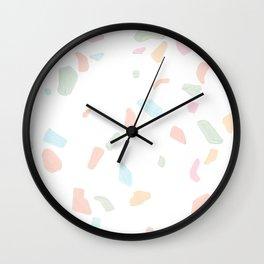 Saltwater Taffy Wall Clock