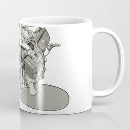 More Stuff Pack Mule Coffee Mug