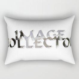 IMAGE COLLECTOR Rectangular Pillow