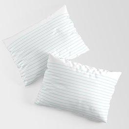 Notepaper Pillow Sham