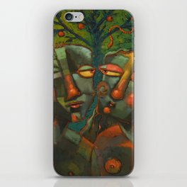 A Spot Of Bother In The Garden iPhone Skin