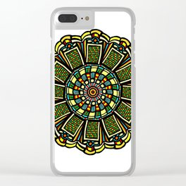 Check me out Clear iPhone Case