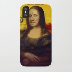 Bitch Better Have My Money Slim Case iPhone X