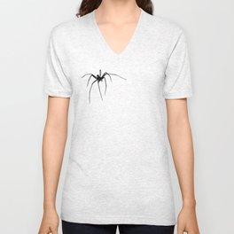 Spider Unisex V-Neck