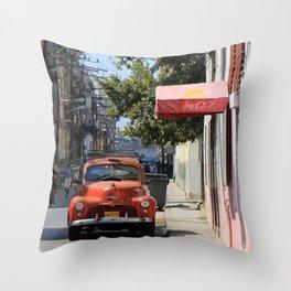 Havana 30 Throw Pillow