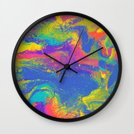 Artwork_044 - jessie.does.life Wall Clock