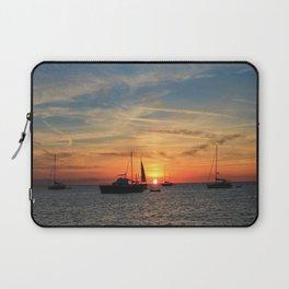 Sunrise over sea  Laptop Sleeve