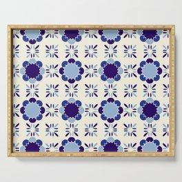 Portuense Tile Serving Tray