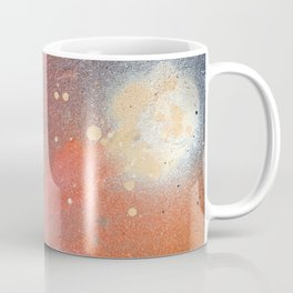 A Moon's Destruction Coffee Mug