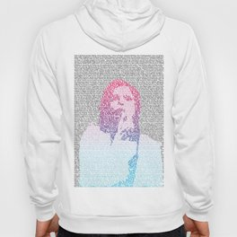 Badlands Lyrics (Gradient) Hoody