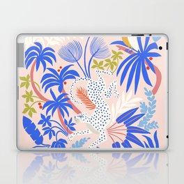 Rainforest Leopard Laptop & iPad Skin