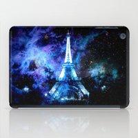 paris iPad Cases featuring paRis galaxy dreams by 2sweet4words Designs