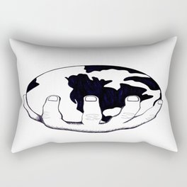 Imperialism Rectangular Pillow