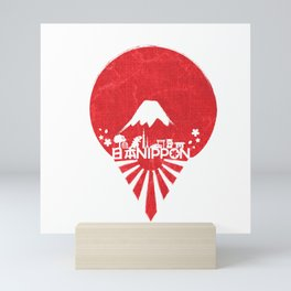 ONE NIPPON Mini Art Print