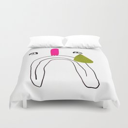 cry baby Duvet Cover