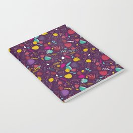 purple seeds Notebook