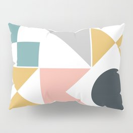 Modern Geometric 08 Pillow Sham