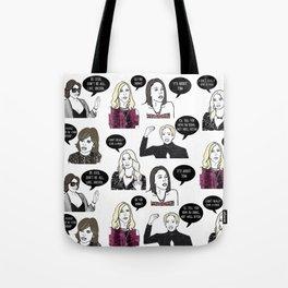Housewives Tote Bag