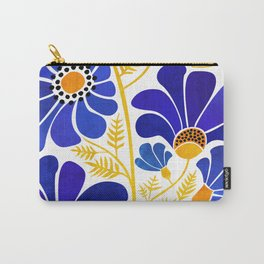 The Happiest Flowers Carry-All Pouch