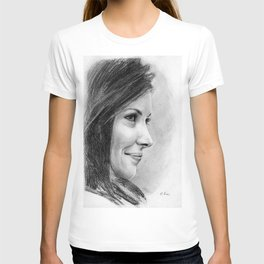 Evangeline Lilly T-shirt