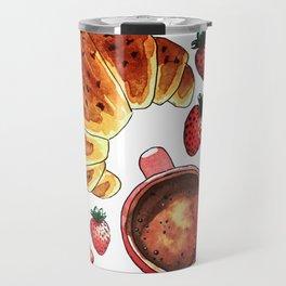 Breakfast, maybe! Travel Mug