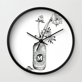 Melbourne Bitter Wall Clock